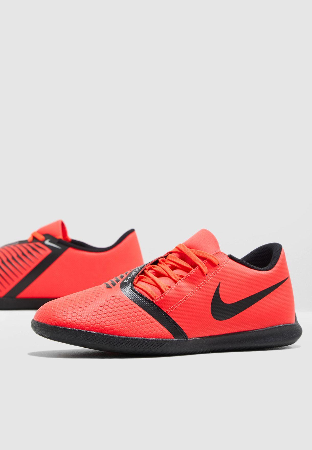 9a060f31d Shop Nike orange Phantom Venom Club IC AO0578-600 for Men in UAE ...