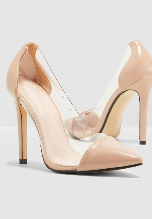 4bd8539a3d7f High-Heel Pumps for Women