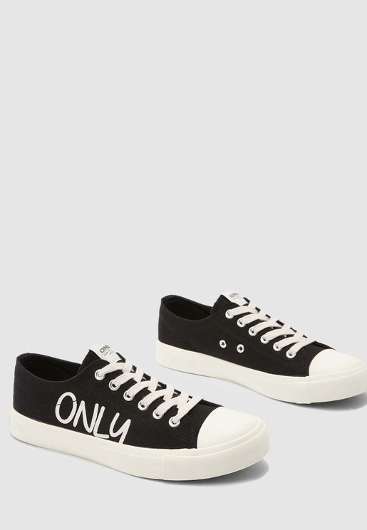 New Suri Canvas Sneaker