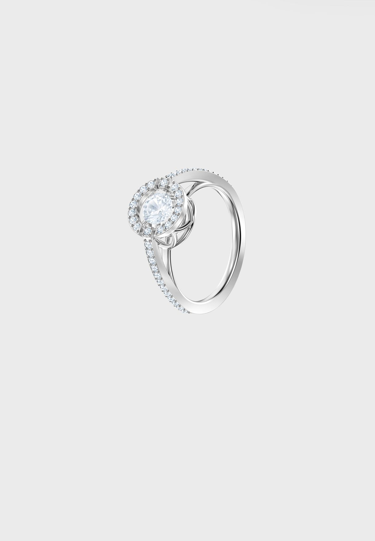 Sparkling Dance Round Ring