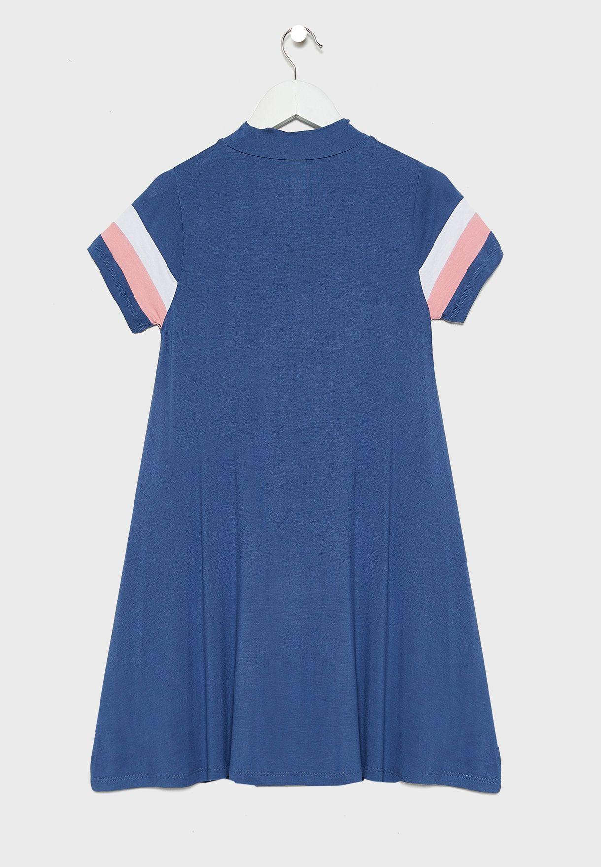 Kids Viscose Dress