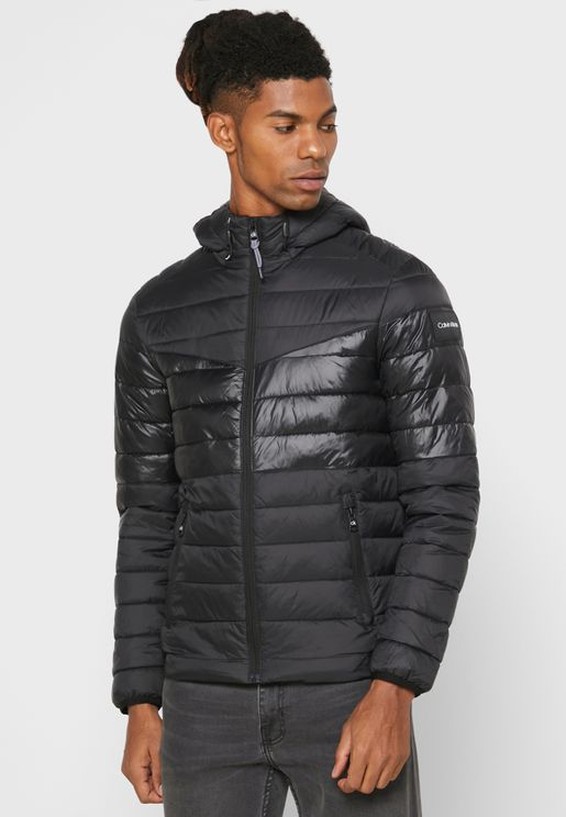 Recycled Padded Jacket
