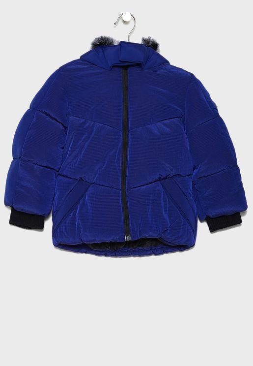 Infant Logo Jacket