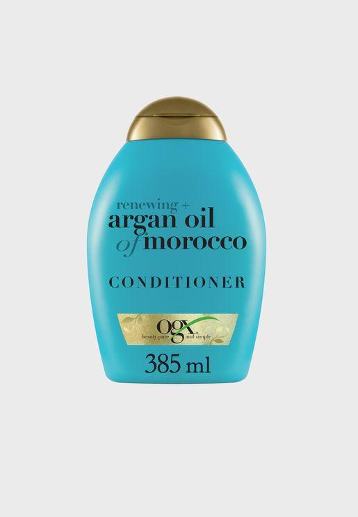 بلسم مجدد للشعر بزيت الارغان المغربي - 385 مل