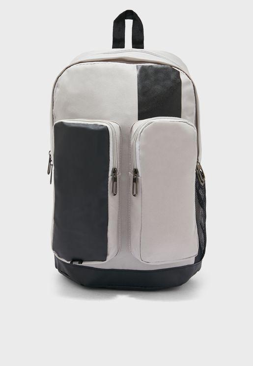 Multi Pockets Backpack