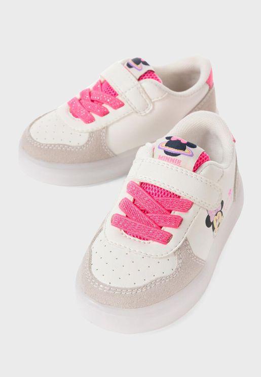 Infant Kids Low Top Sneakers