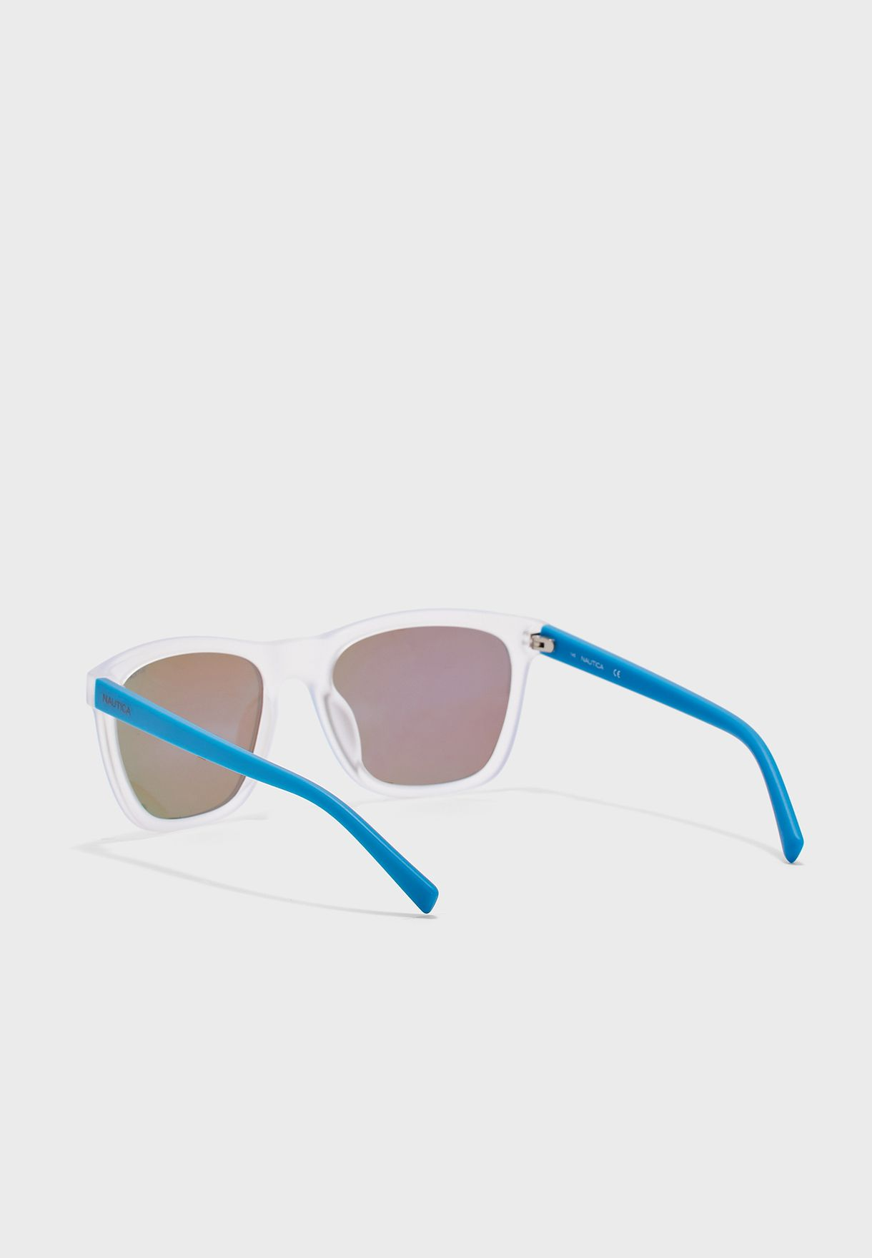 Polarized Square Wayfarer Sunglasses