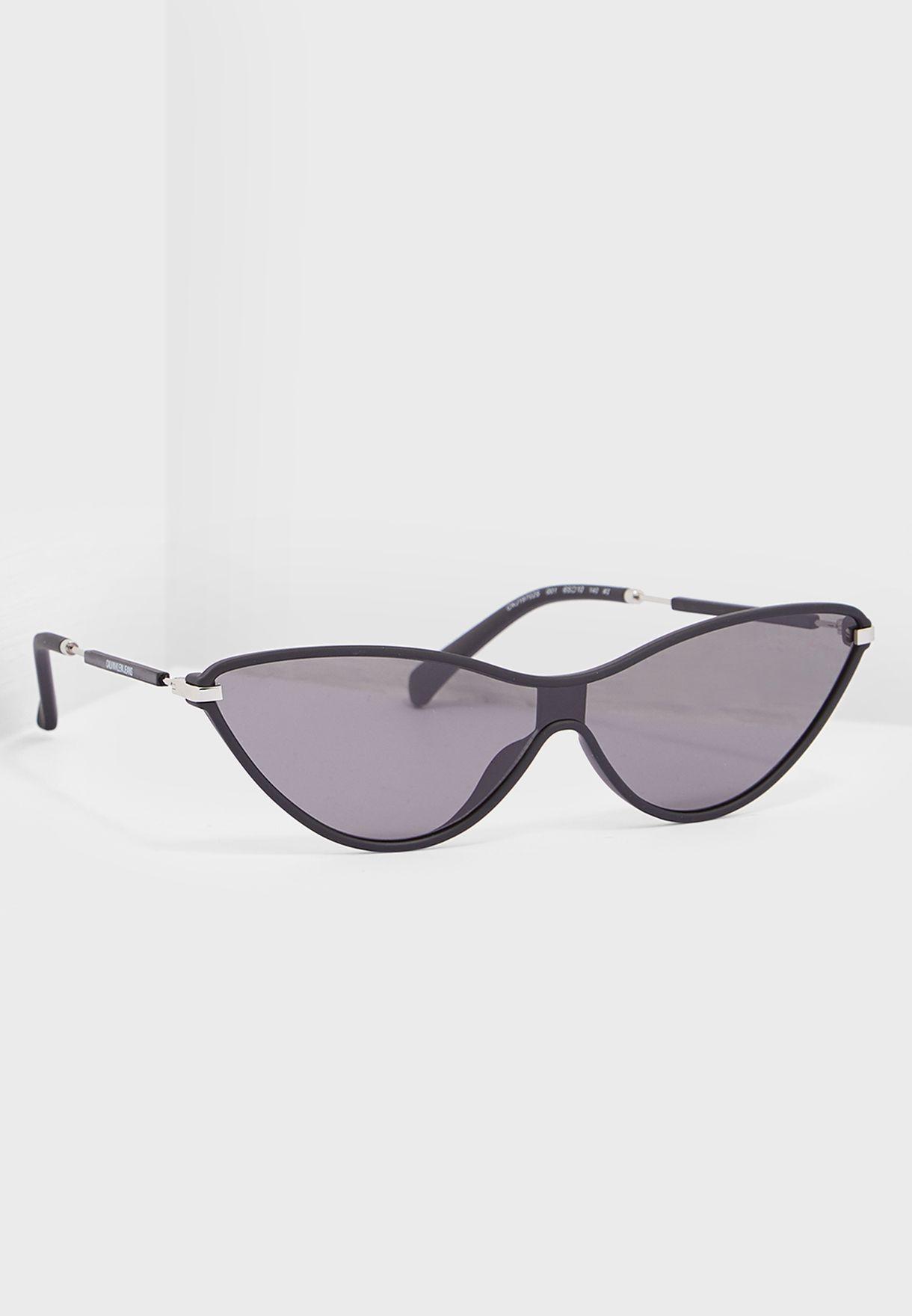 نظارة شمسية شيلد بنمط عين القط