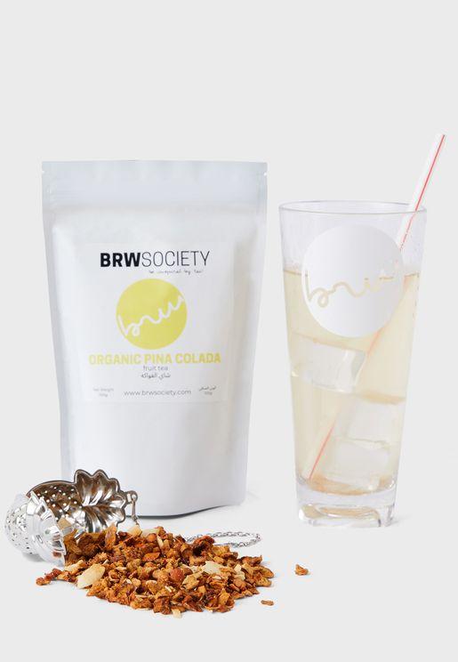Fruit Tea Blend - Organic Pina Colada