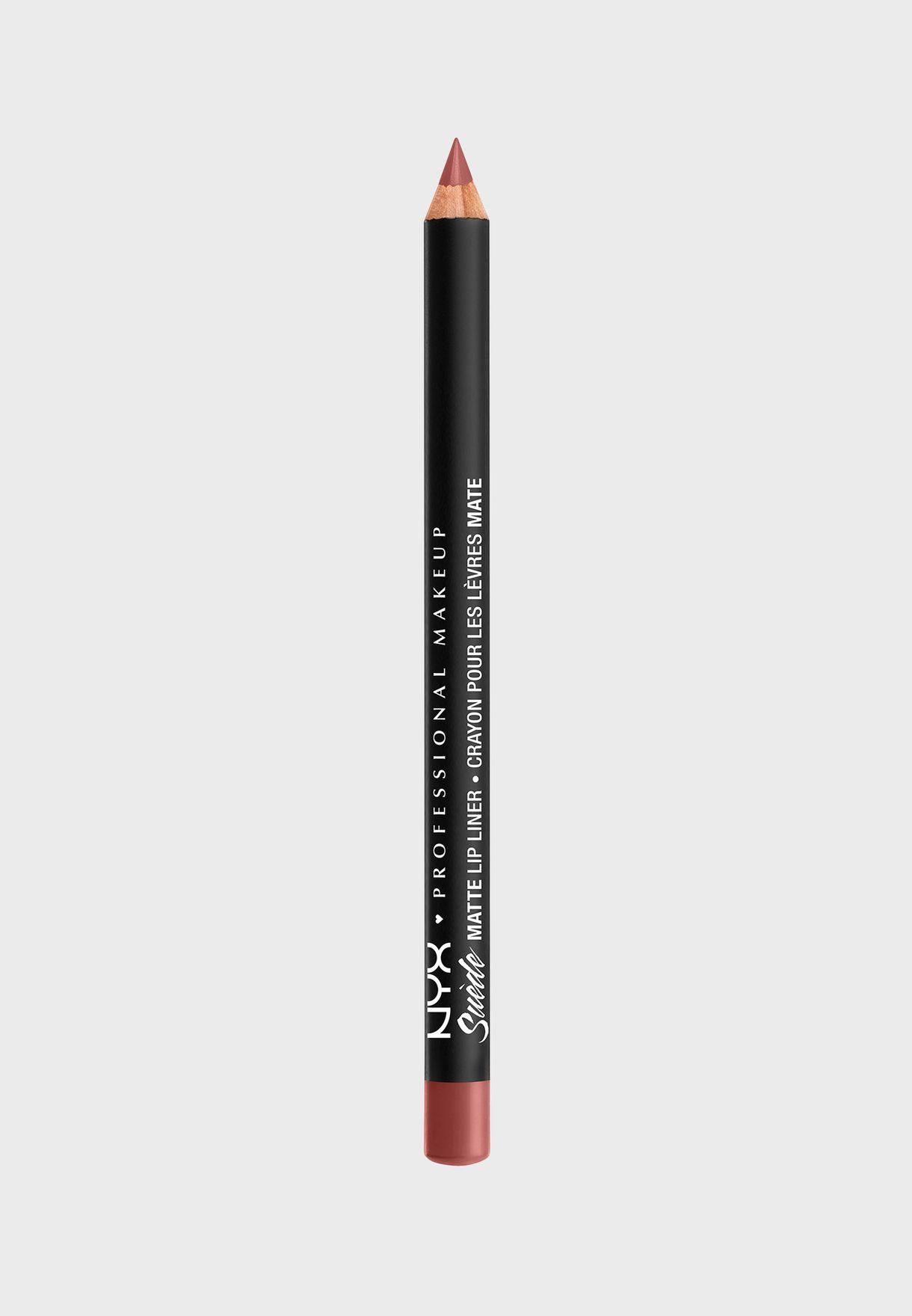 قلم تحديد الشفاه سويد مات - كانز