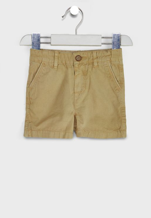 Infant Essential Chino Shorts