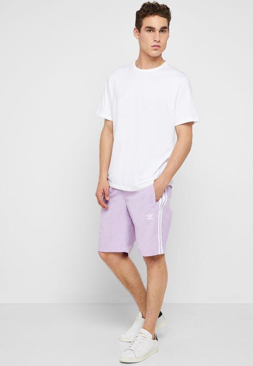 3 Stripes Swim Shorts