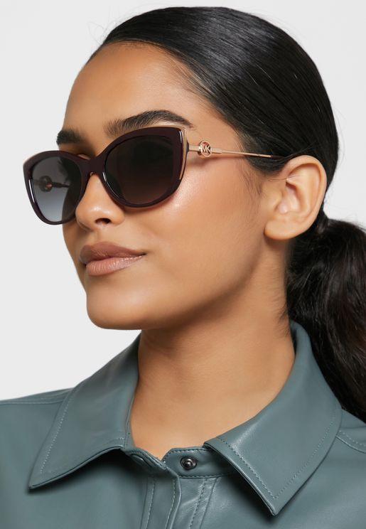0MK2127U Oversized Sunglasses