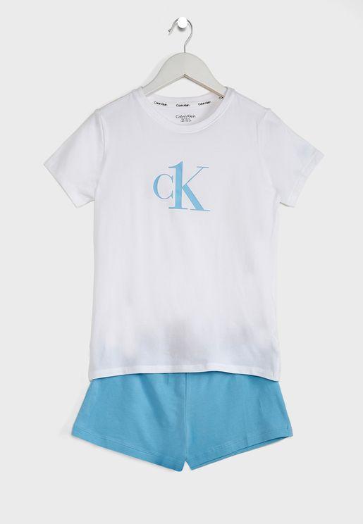 Kids T-Shirt+Shorts Set