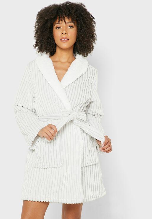 Longline Robe