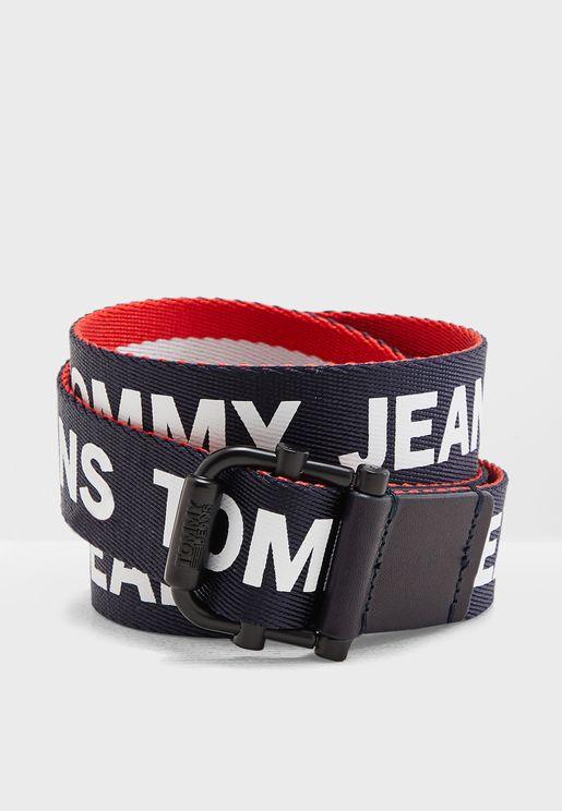حزام كاجوال بشعار الماركة