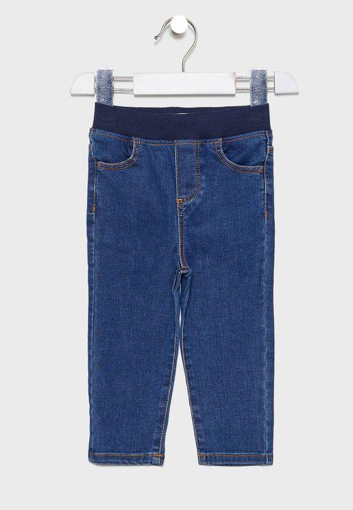 جينز للرضع