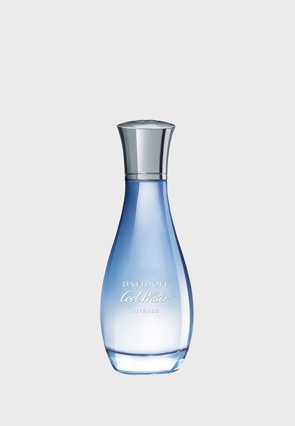 Cool Water Intense Woman Eau De Parfum 50ml