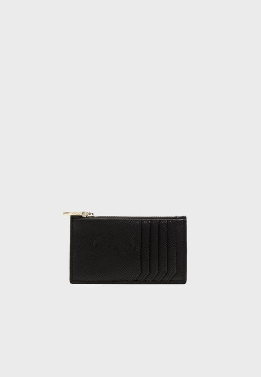 Brais Zip Through Cardholder