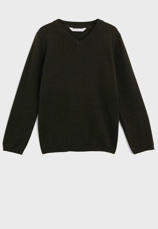 Kids Casual Sweater