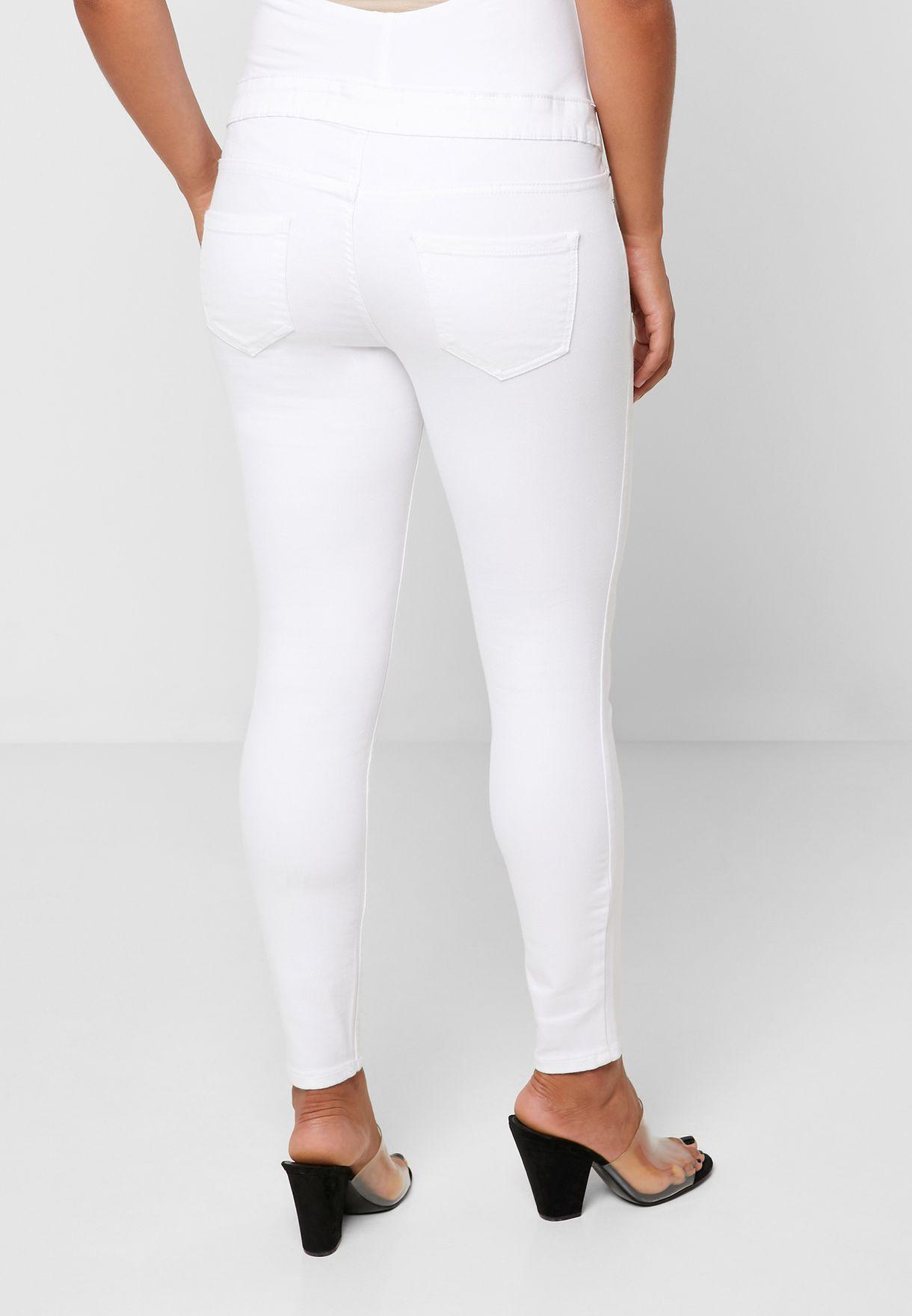 Ankle Grazer Jeans