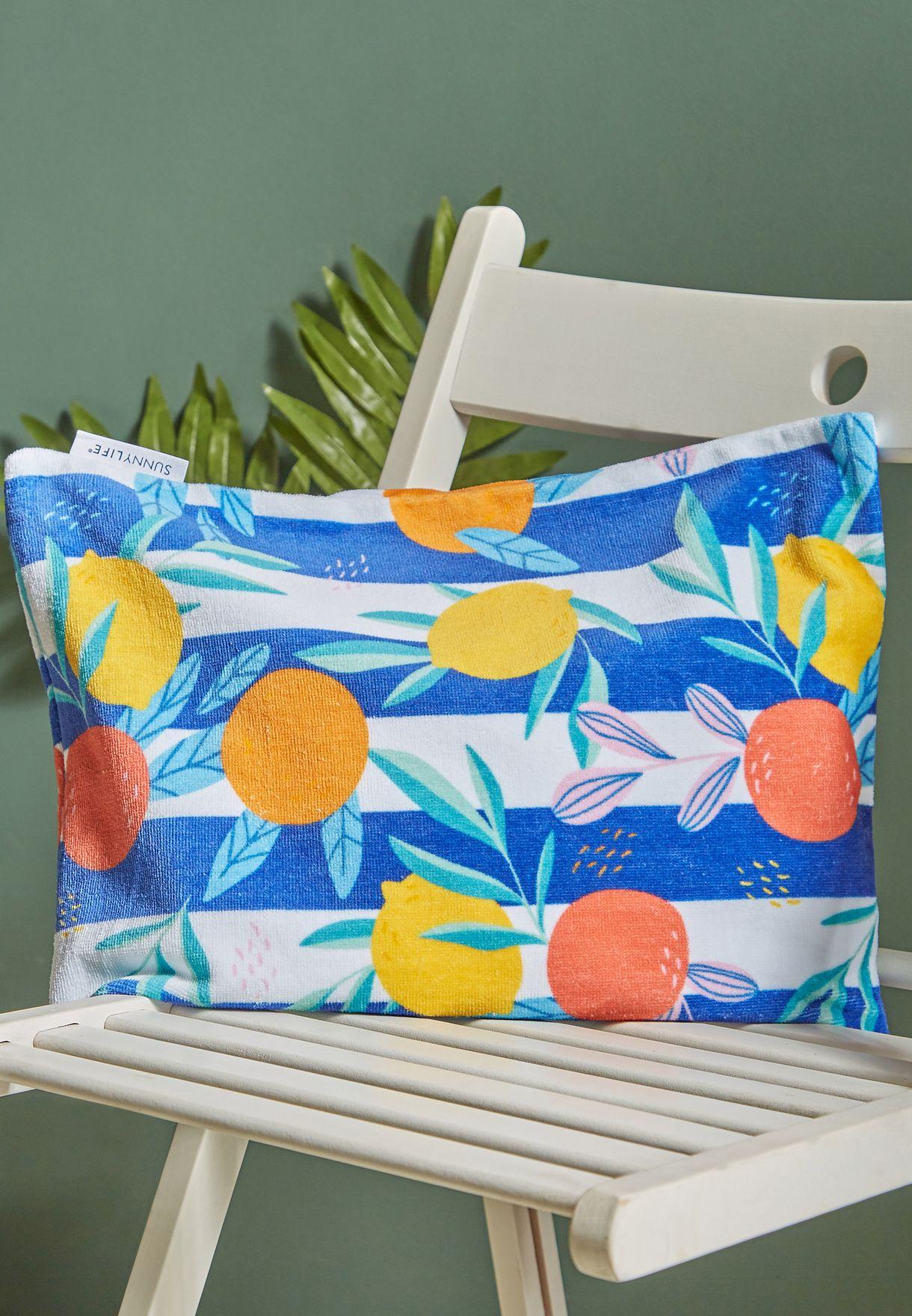 Dolce Vita Beach Pillow