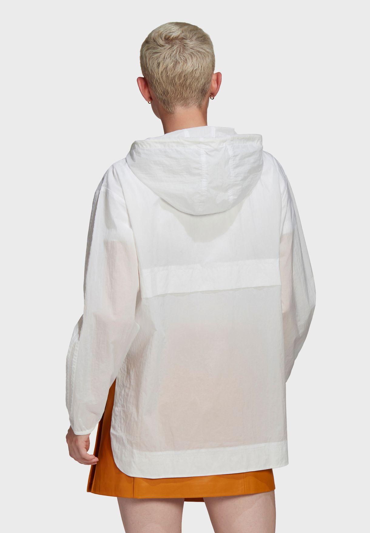 Trefoil Windbreaker Jacket