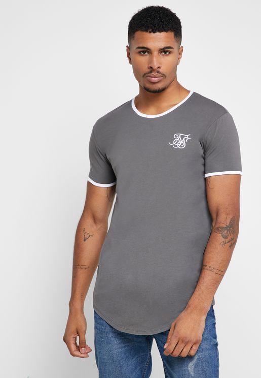 Ringer Gym T-Shirt