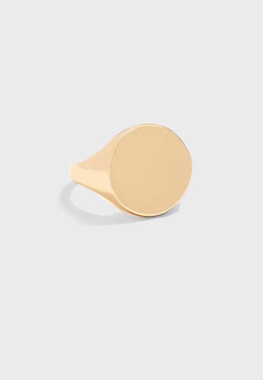 خاتم دائري