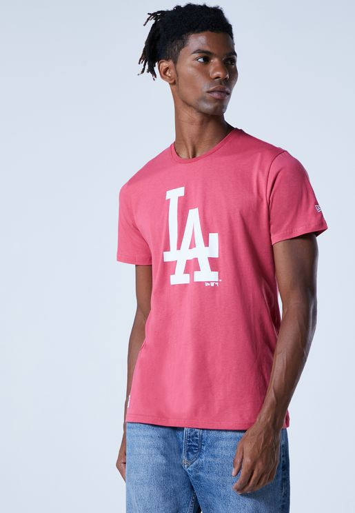 Los Angeles Dodgers Seasonal Logo T-Shirt