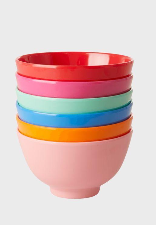 Small Choose Happy Melamine Bowl