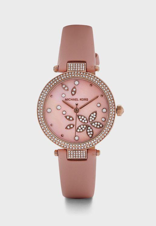 MK6808 Parker Analog Watch