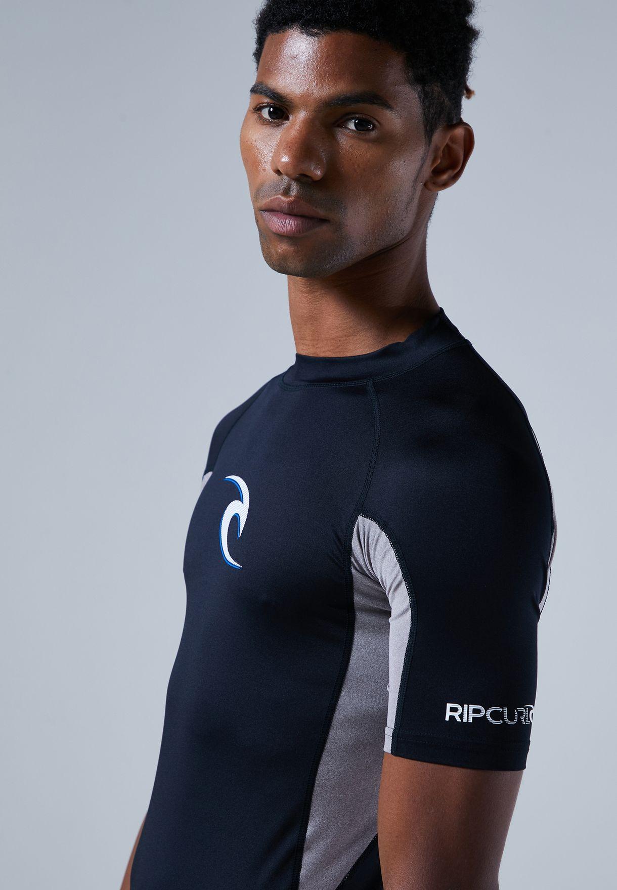 Wave Rashgaurd T-Shirt