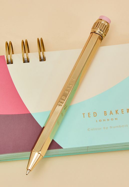 Gold Statement Pen