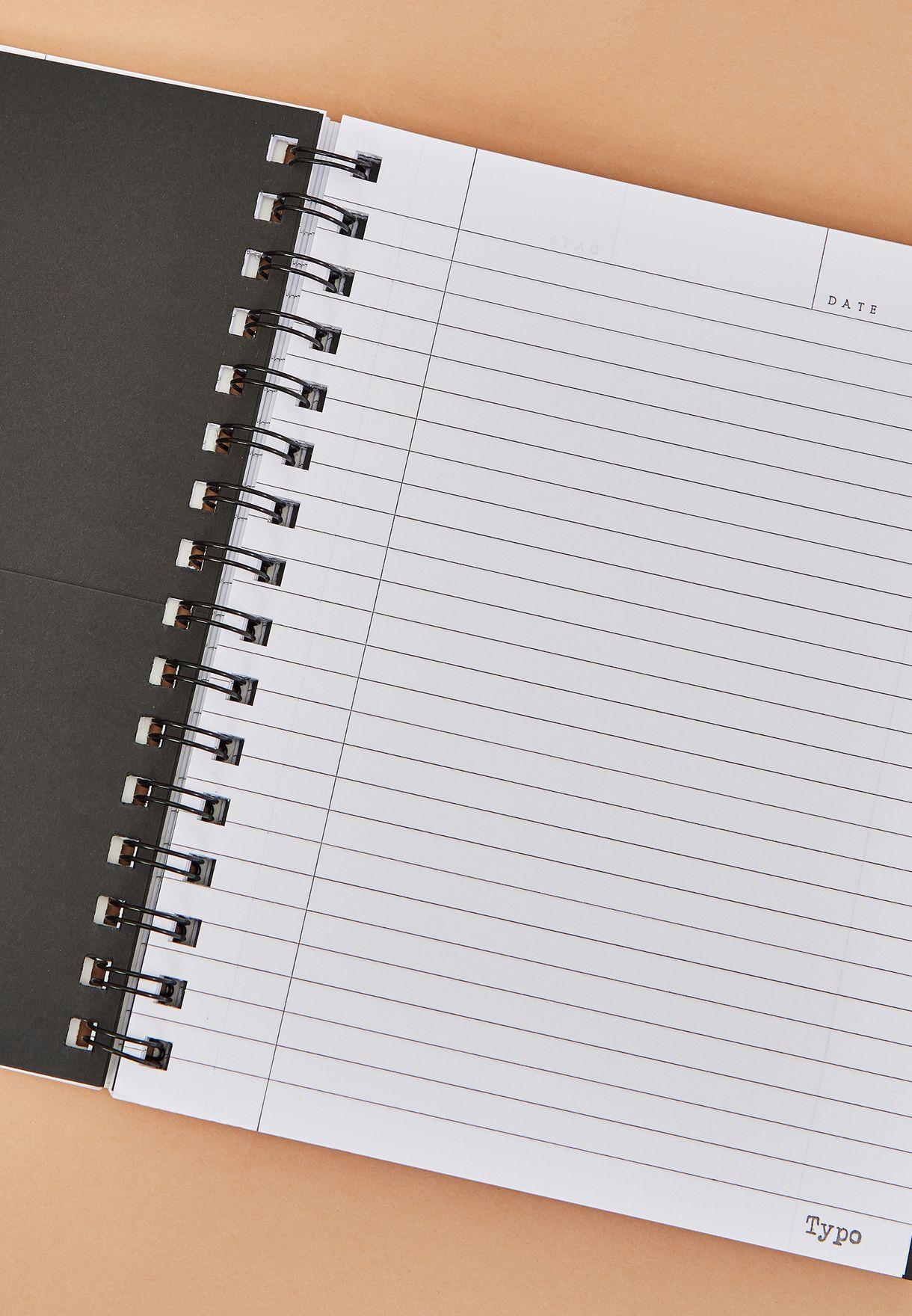 A5 Friends Pivot Notebook