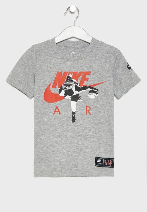 Kids Athlete Dunk T-Shirt