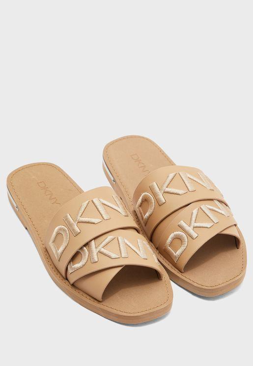 Isha Logo Sandal