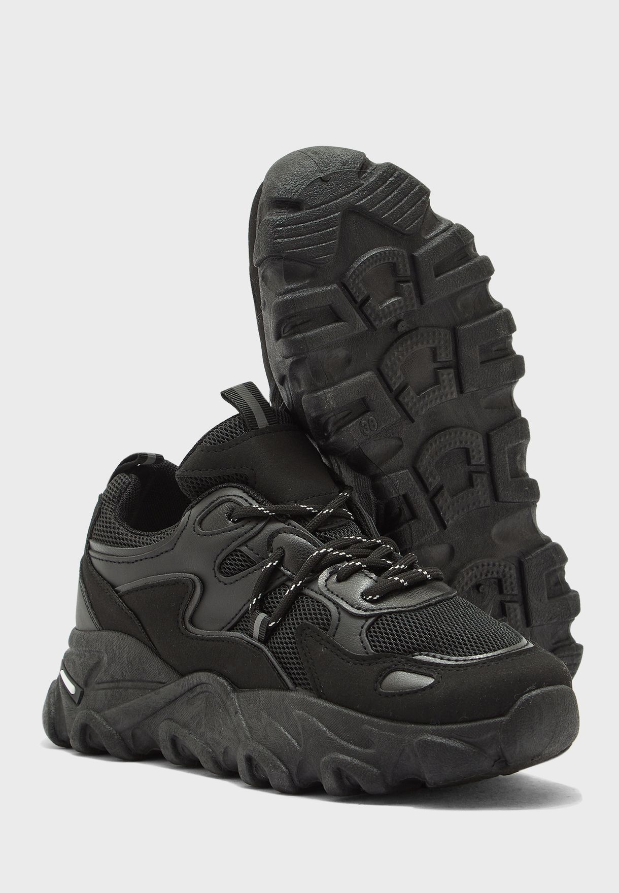 Chunky Sporty Sneakers