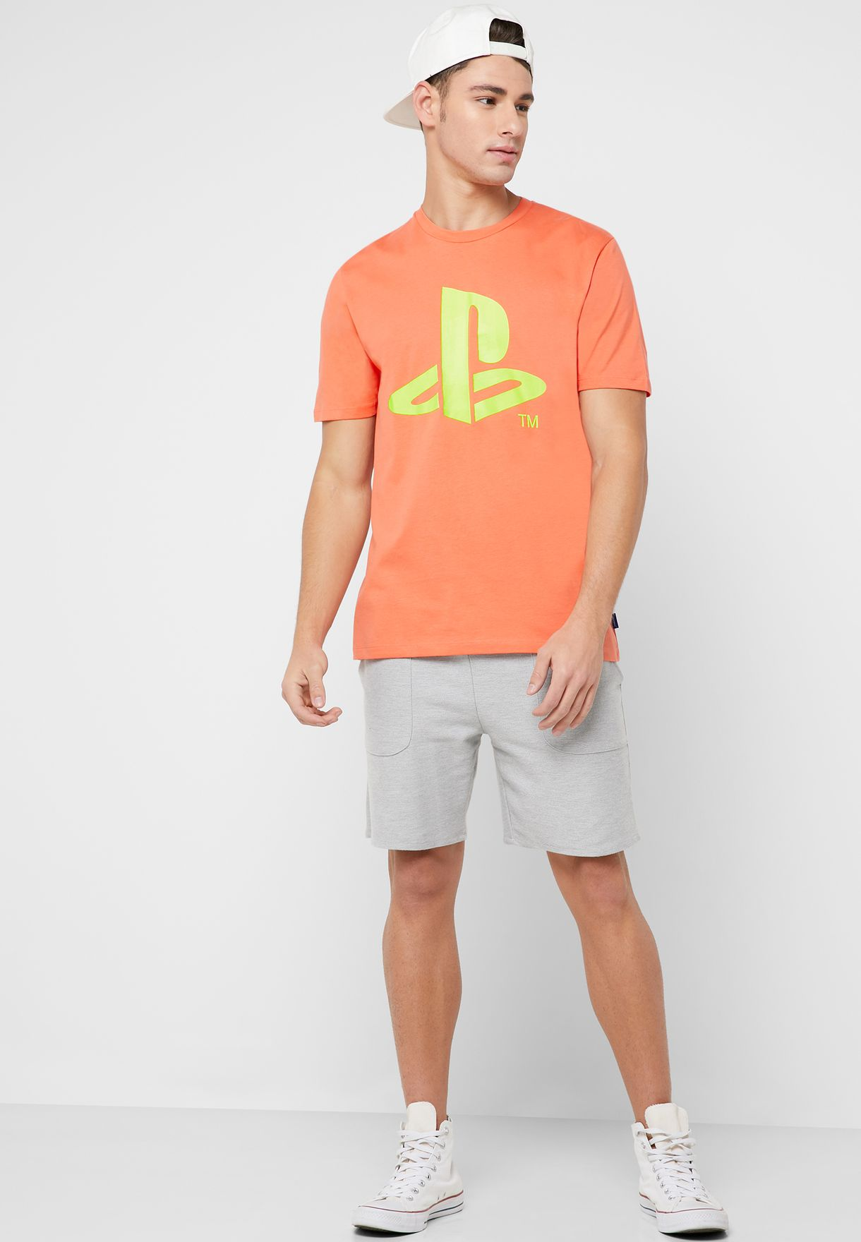 PlayStation Crew Neck T-Shirt