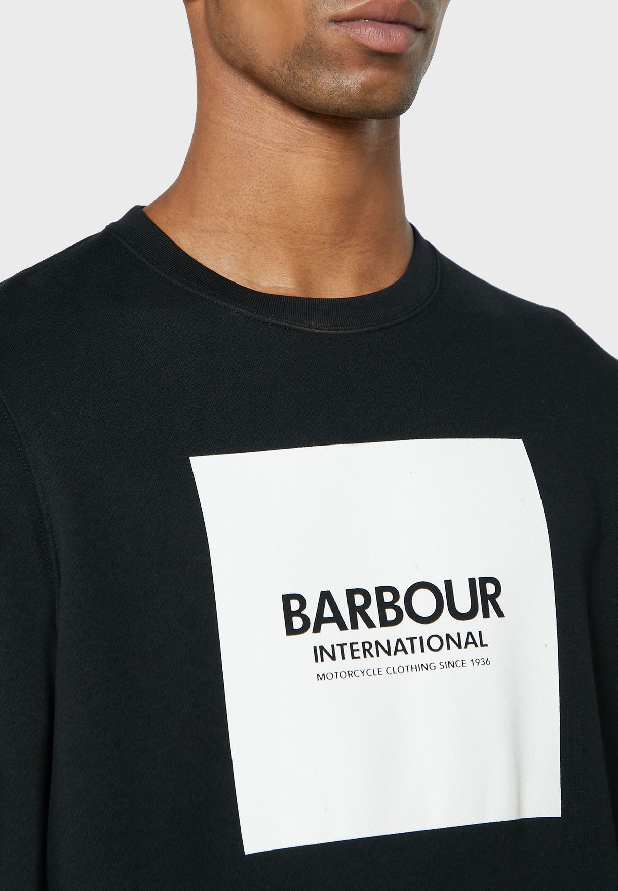Scortch Logo Sweatshirt