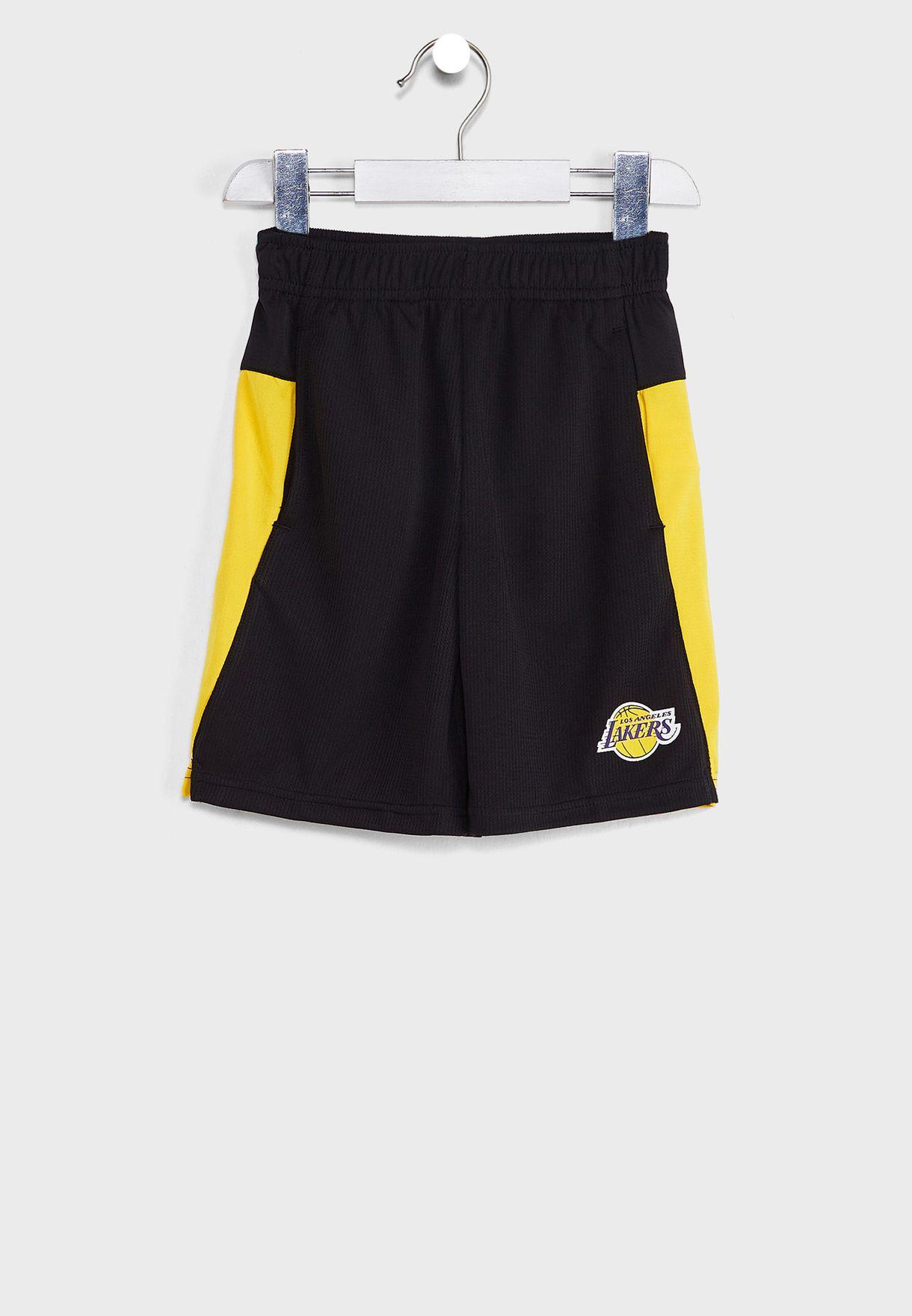 Kids Los Angeles Lakers Leader Muscle Set
