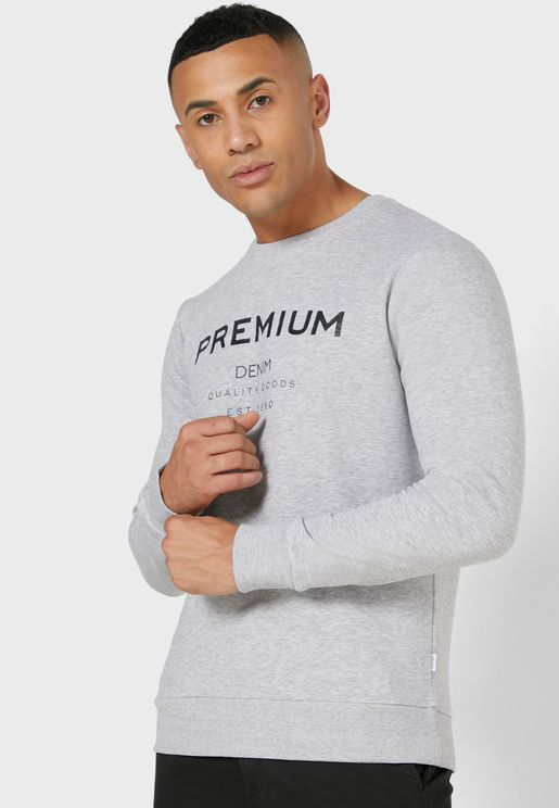 Logo Regular Fit Sweatshirt