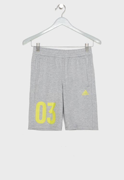 Kids Bermuda Shorts