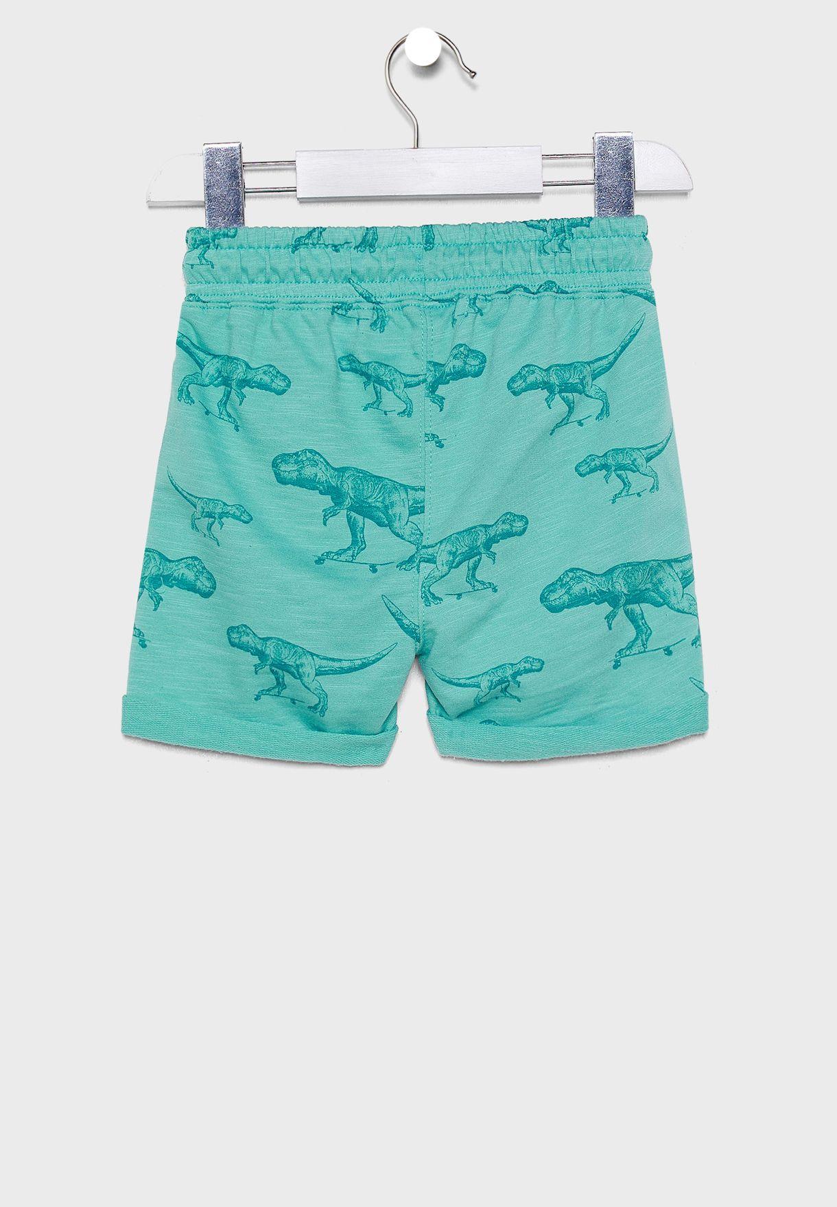 Kids Henry Slouch Shorts