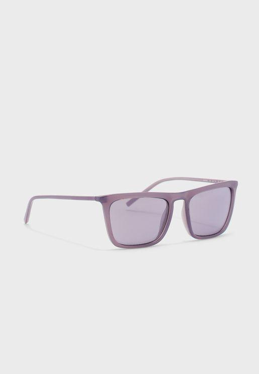 Dk505S Square Sunglasses