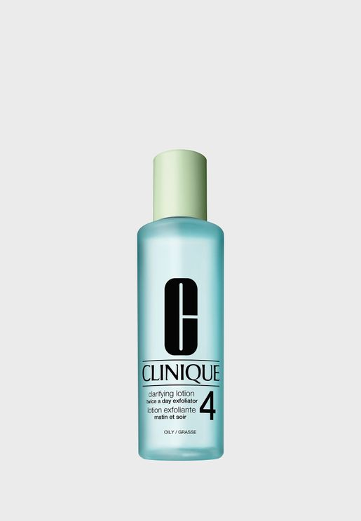 Clarifying Lotion 4 -Oily Skin 400ml
