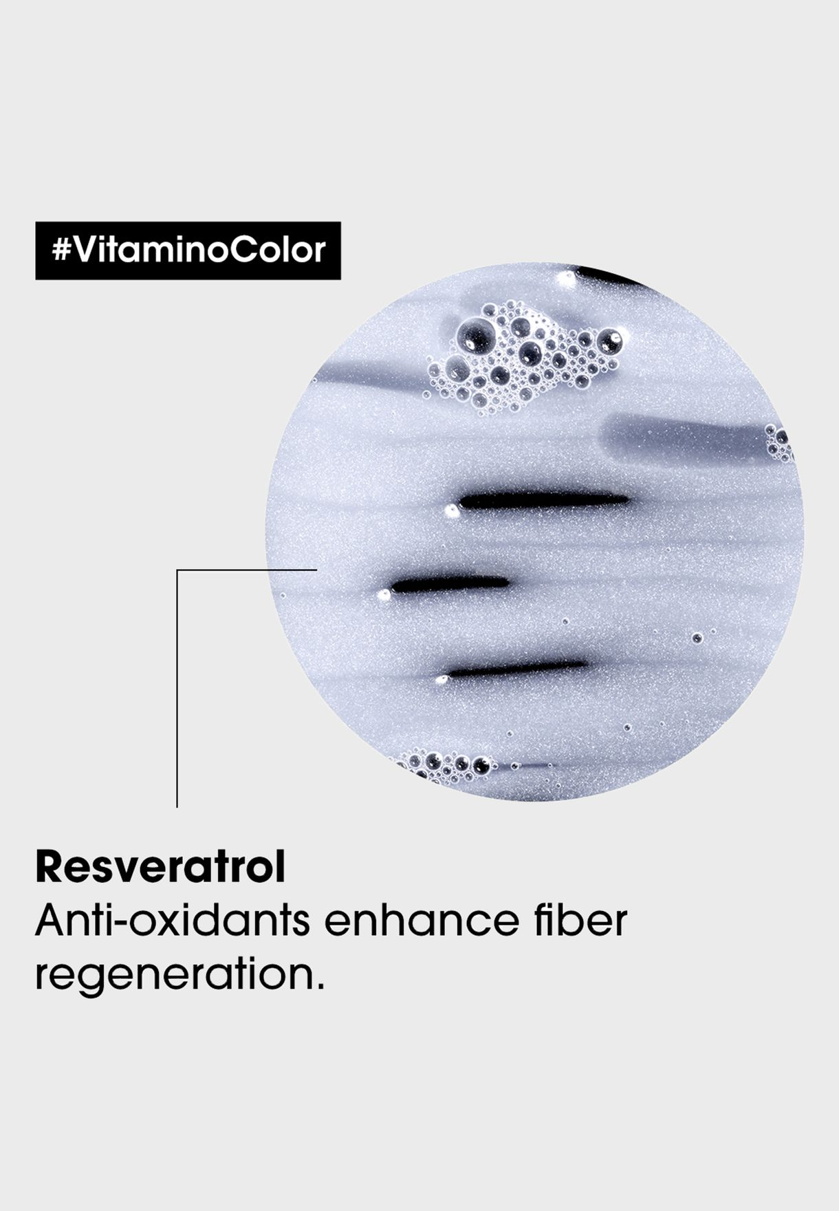 Serie Expert Vitamino Shampoo 300Ml