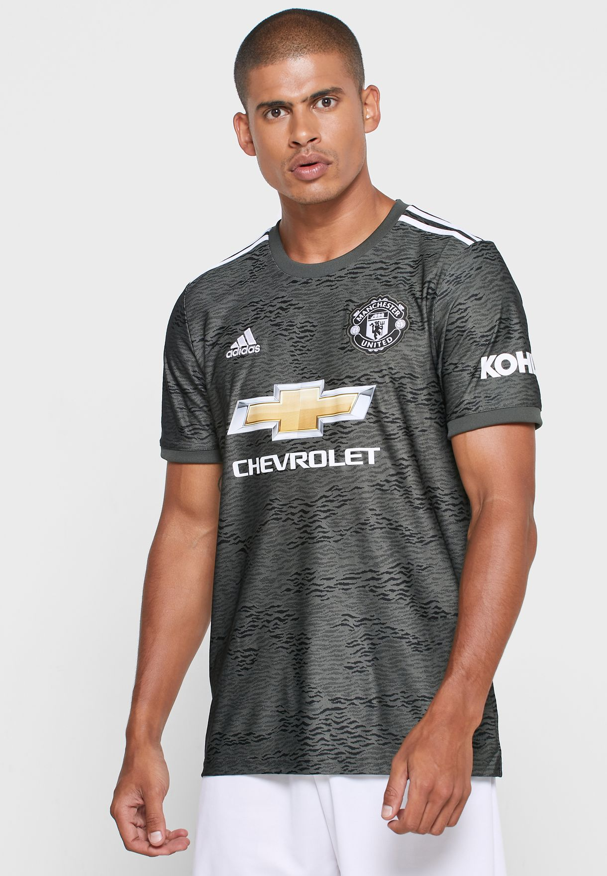 Manchester United Away 20/21 Jersey