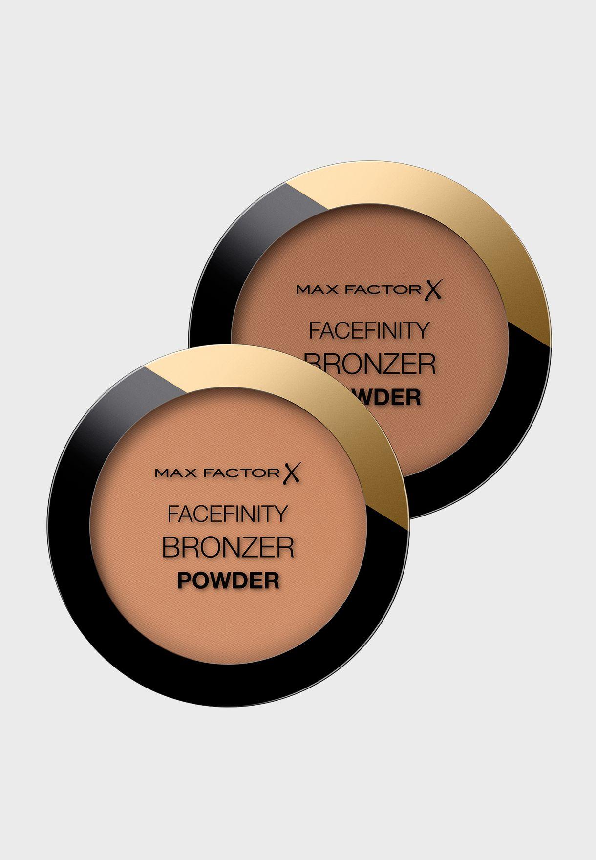 Facefinity Bronzer 002 Warm Tan