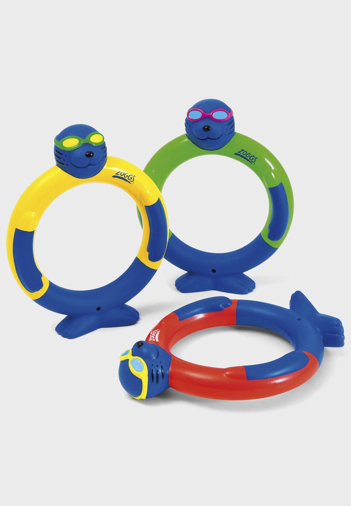 Kids Dive Rings